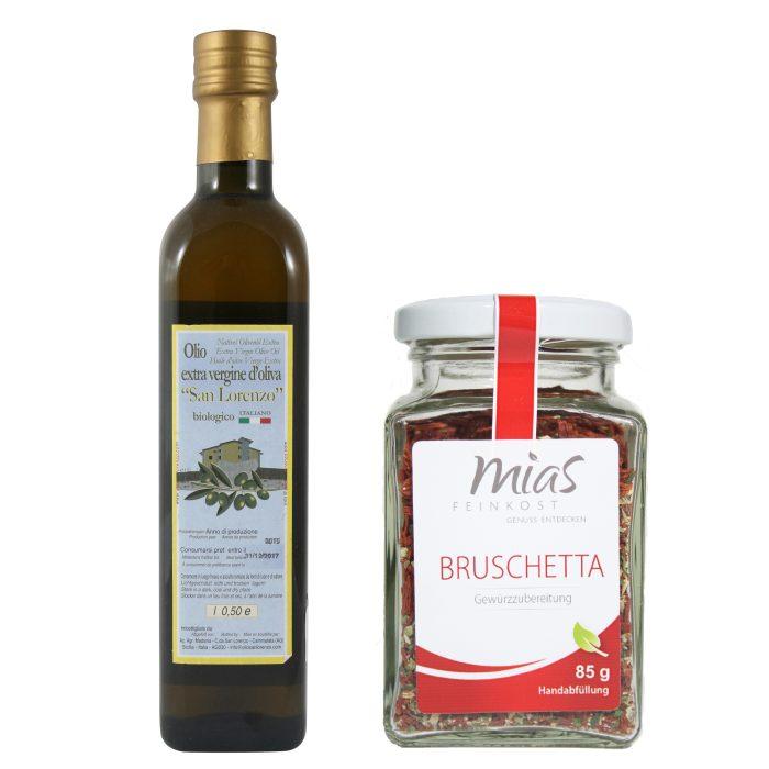 Mias Bruschetta Paket